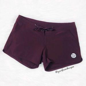 Body Glove Burgundy Board Shorts